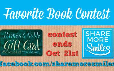 Favorite Book Contest